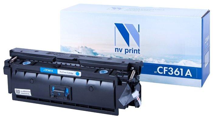 Фото - Картридж NV Print NV-CF361A картридж nv print q1338a