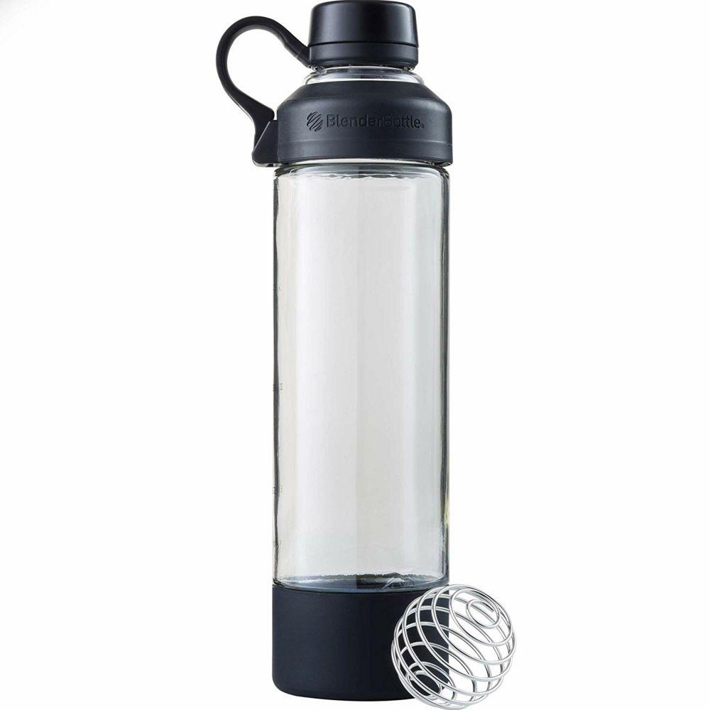 Спортивная бутылка-шейкер Mantra, черная спортивная бутылка tomimitsu fg0067