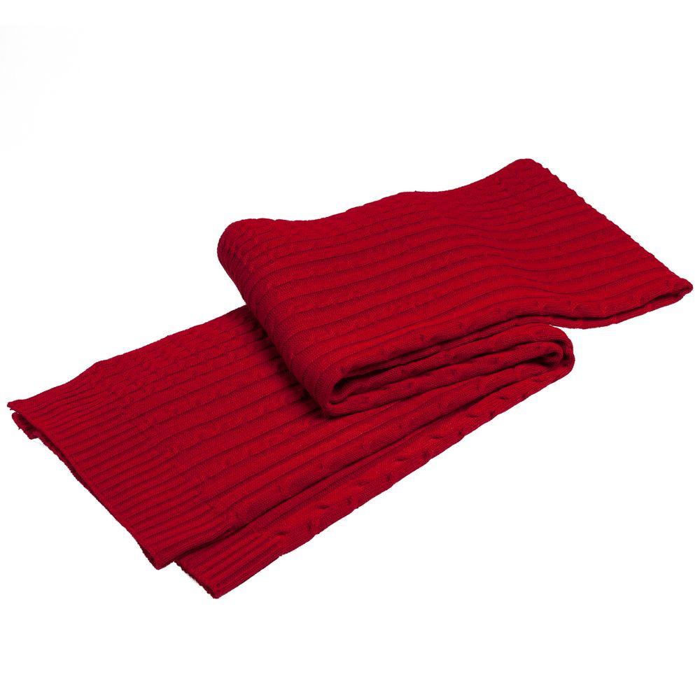 Шарф Comfort Up, красный