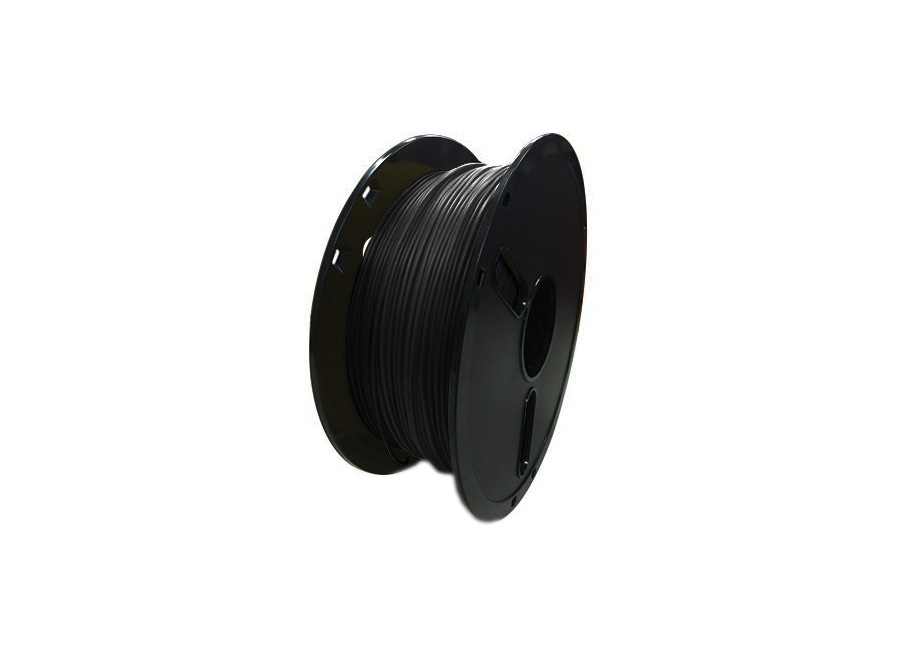 Фото - Катушка PLA-пластика Premium 1.75 мм 1 кг., черная кофе в зернах julius meinl эспрессо 1 кг