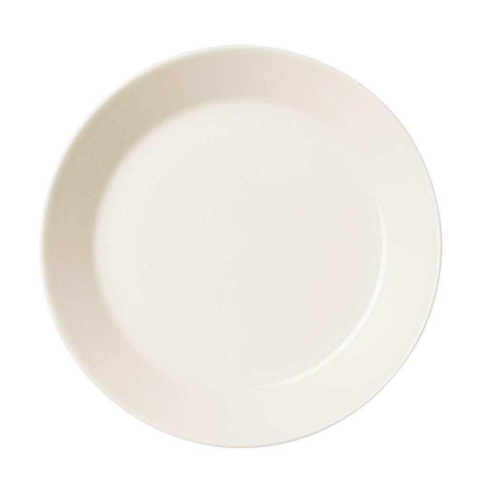 Тарелка Teema, малая, белая чашка кофейная teema белая