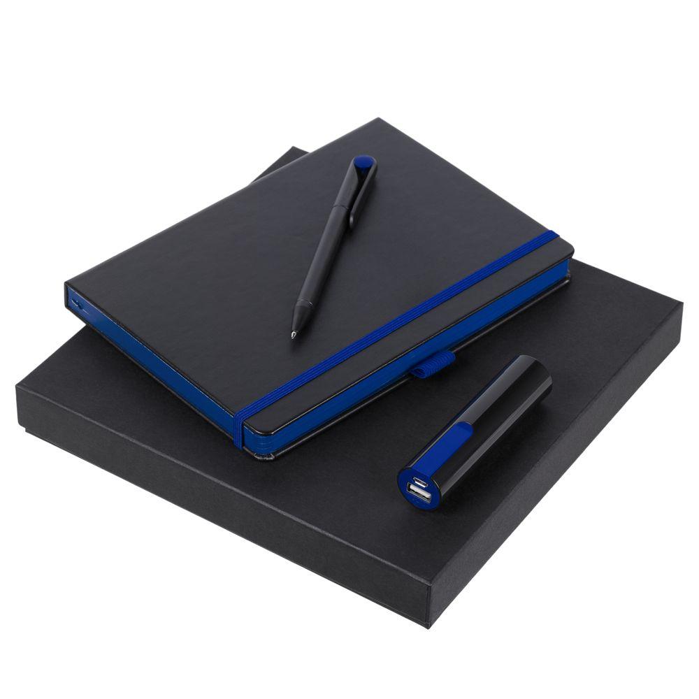 Набор Black Energy, черно-синий колонки mcgee energy bluetooth black