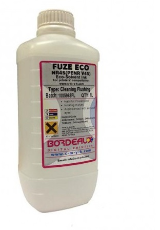 Промывочная жидкость Bordeaux FUZE Cleaning Solution (PRIME ECO PeNr) zaz bordeaux