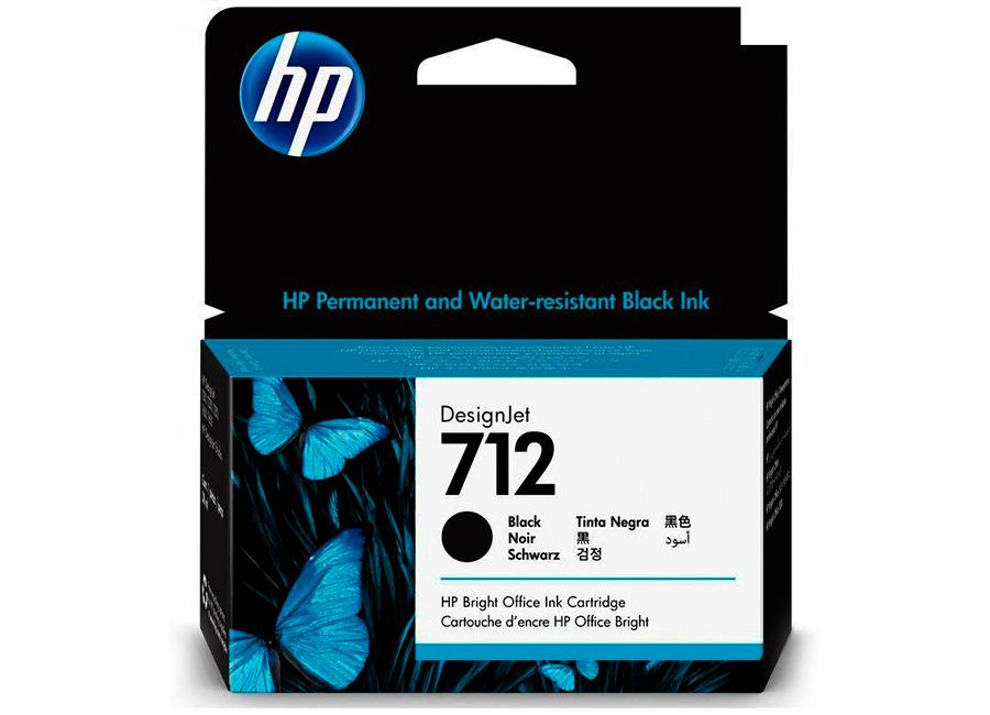 Фото - HP DesignJet 712 Black 38 мл (3ED70A) hp designjet studio 24 5hb12a