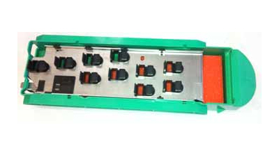 Картридж для отработанных чернил для ColorWave300/TCS500 (1060092781 000) colorwave300 magenta 350 мл 5834b007