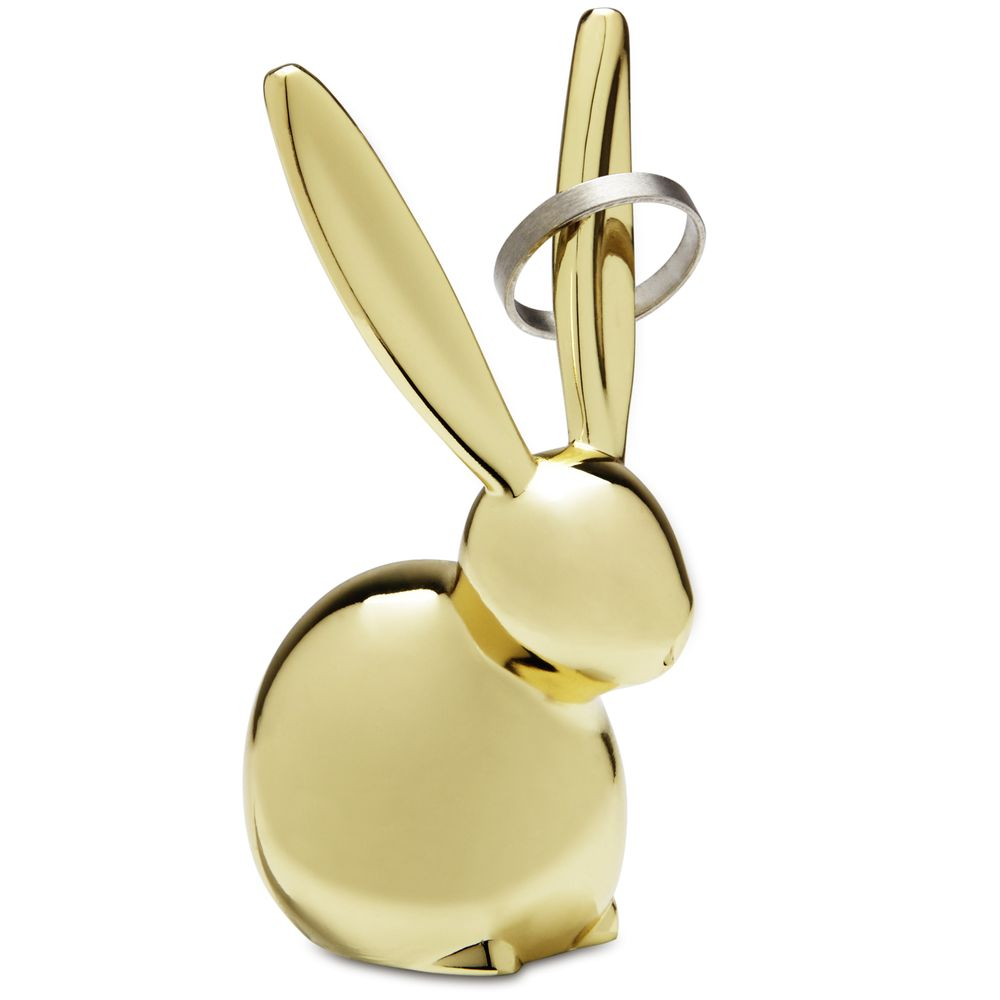 Подставка для колец Zoola Bunny подставка для колец туфелька 14 5 13см уп 1 32шт