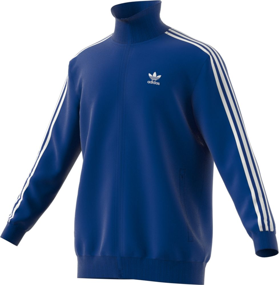 Куртка тренировочная Franz Beckenbauer, синяя, размер XL куртка тренировочная женская на молнии sst tt синяя размер xl