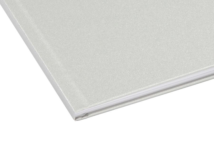 Фото - Папка для термопереплета , твердая, 340, алюминий кеды мужские vans ua sk8 mid цвет белый va3wm3vp3 размер 9 5 43