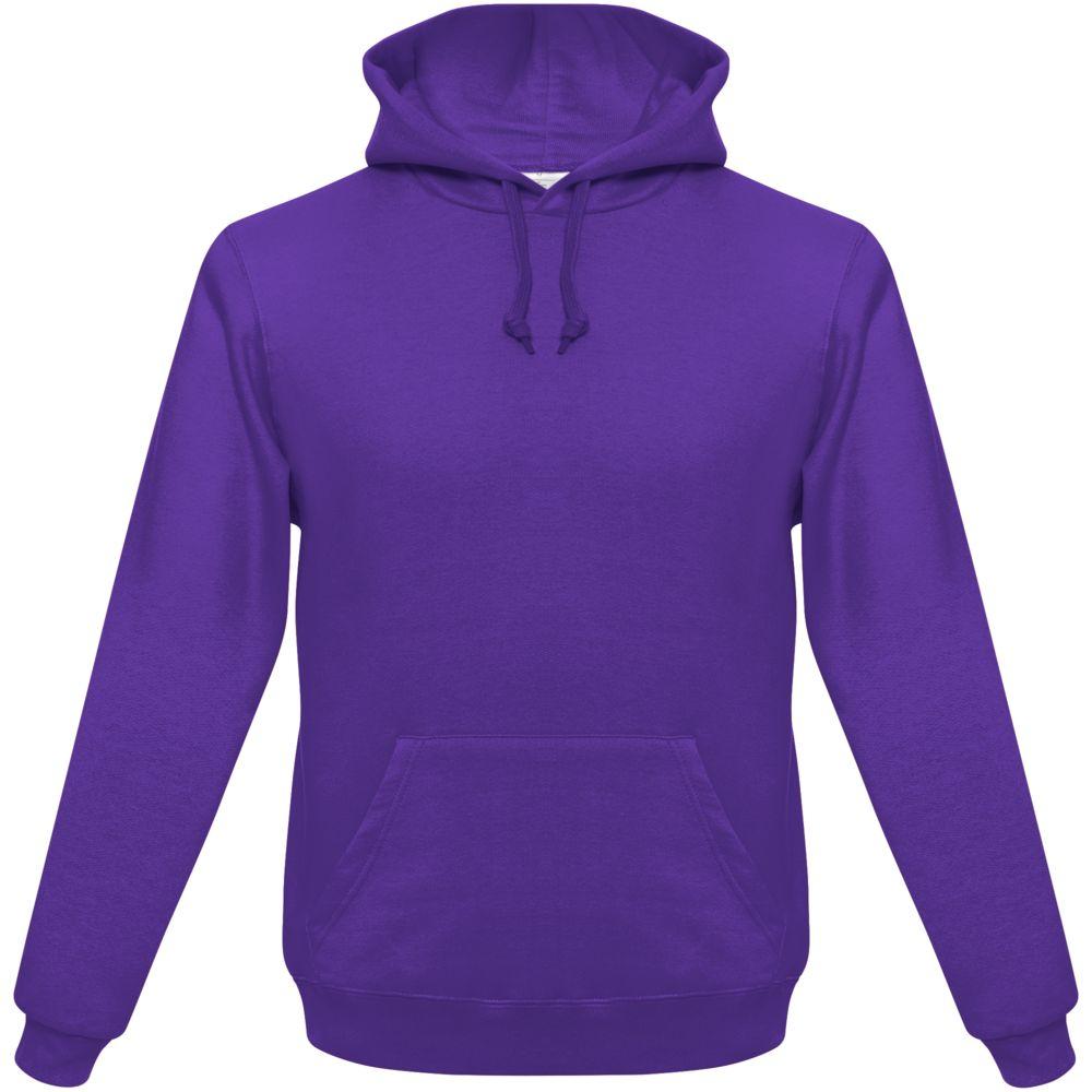 Толстовка ID.003 фиолетовая, размер XXL толстовка id 003 фиолетовая размер xs