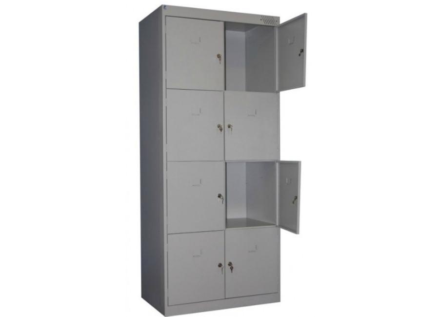 Металлический шкаф для сумок Металл-Завод ШРК-28-600 фото