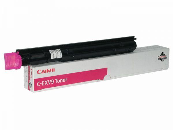 Фото - Тонер C-EXV 9 MAGENTA (8642A002) тонер canon c exv54y для серии imagerunner c3025i жёлтый 8500 страниц