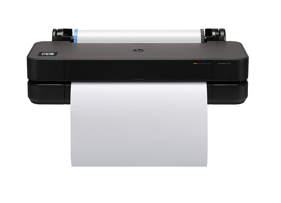 Фото - HP Designjet T230 24 (5HB07A) устройство очистки печатающей головки hp w1b43a