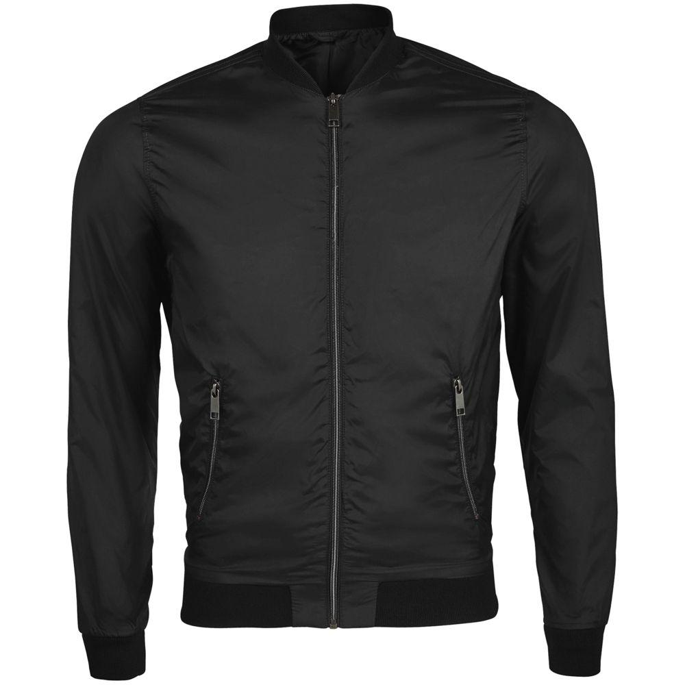 Куртка унисекс ROSCOE черная, размер L куртка унисекс roscoe бордовая размер xxl