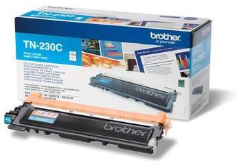 Тонер-картридж TN-230C brother tn 241c голубой картридж лазерный тонер картридж стандартная голубой
