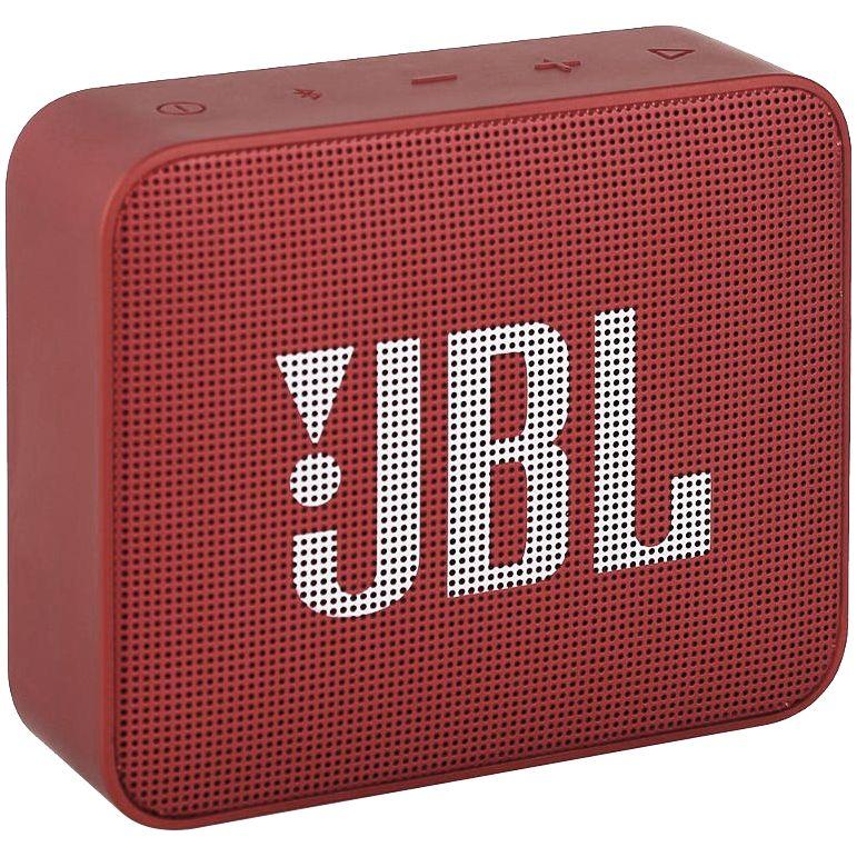Беспроводная колонка JBL GO 2, красная беспроводная колонка jbl go 2 черная