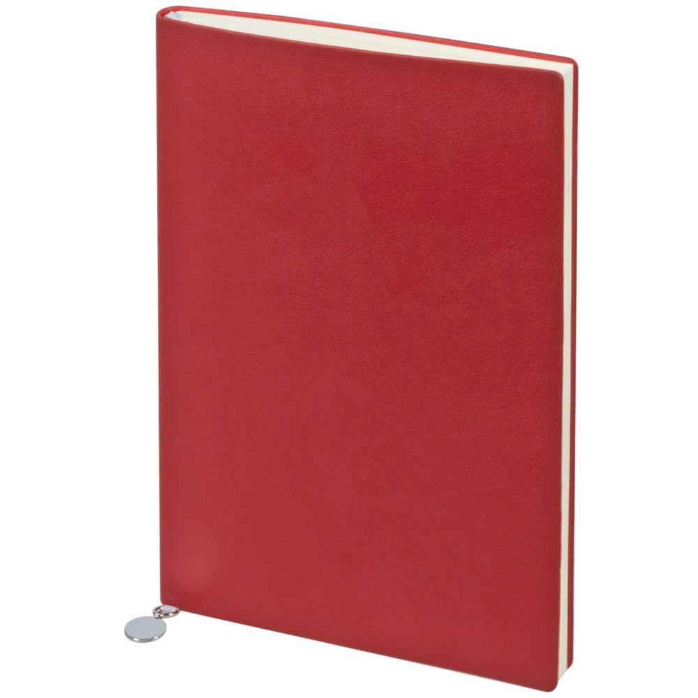 Ежедневник Chillout, недатированный, красный