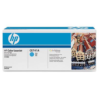 Тонер-картридж HP CE741A цена