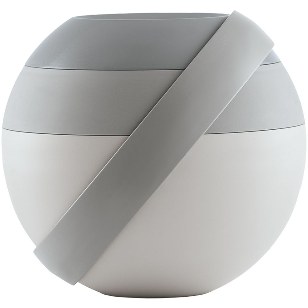 Ланчбокс Zero, серый