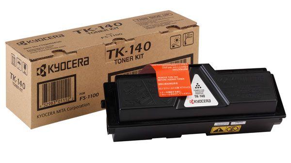 Тонер-картридж Kyocera TK-140 (1T02H50EUC) тонер картридж kyocera tk 540c