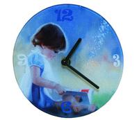 Фото - Часы настенные для сублимации и термопереноса глянцевые printio часы круглые из пластика йоба фейс
