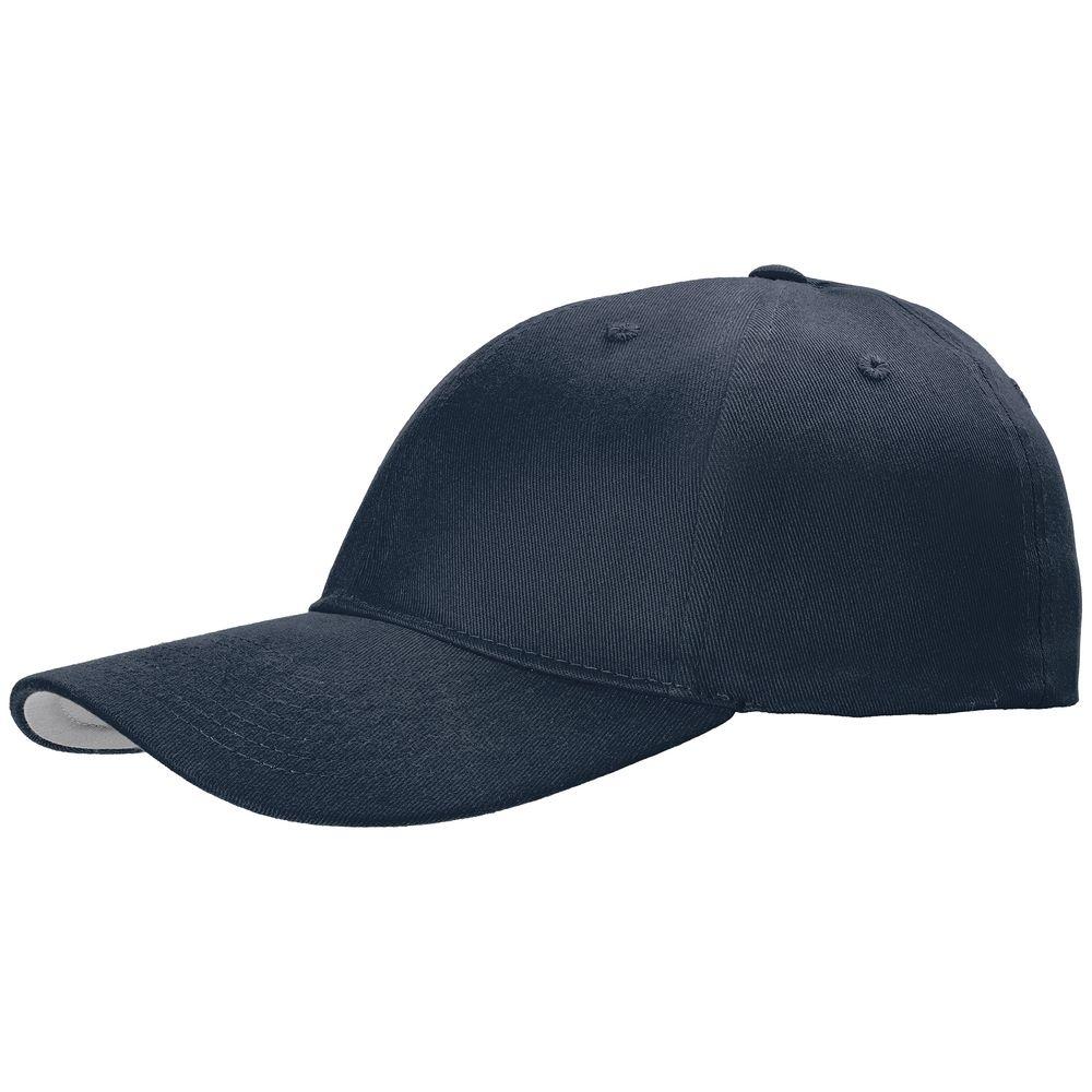 Бейсболка Beinn Eighe, темно-синяя фото