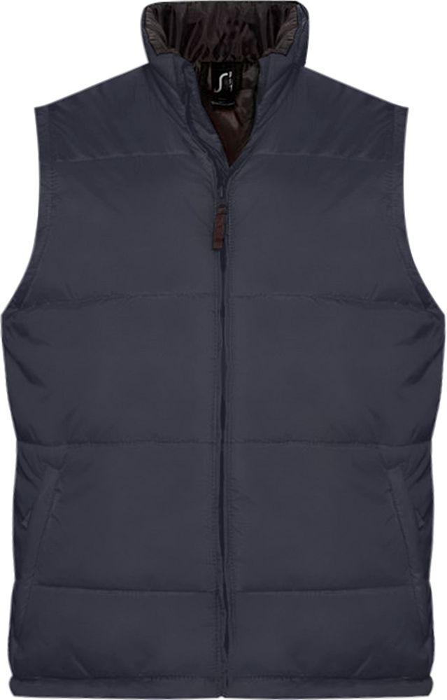 Жилет WARM темно-синий, размер M платье bello belicci цвет темно синий dla3 9 размер s m 42 46