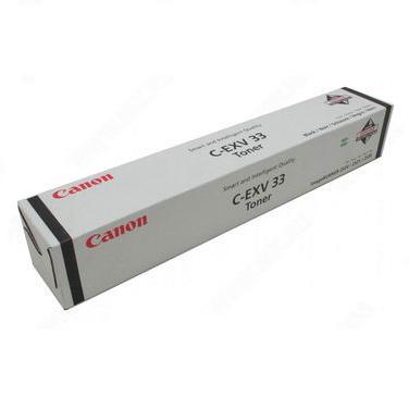 Фото - Тонер-картридж Canon C-EXV 33 BK (2785B002) canon тонер c exv 49 8526b002