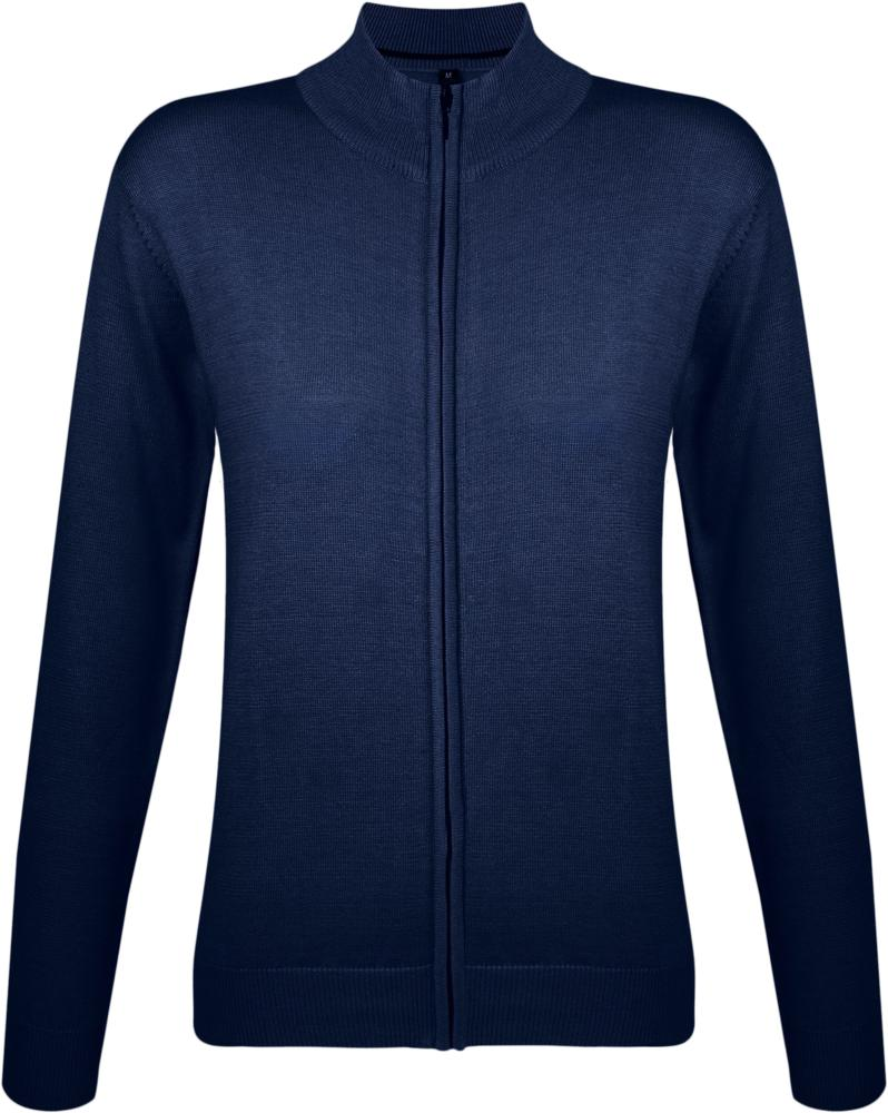 Свитер женский GORDON WOMEN темно-синий, размер M фото