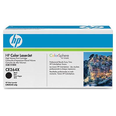 Тонер-картридж HP CE264X