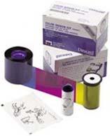 Картридж для печати DataCard YMCKT-K 534000-007.