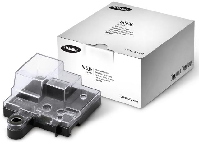 Фото - Емкость для отработанного тонера Samsung CLT-W506 сергей николаевич глинка руская история ч 14