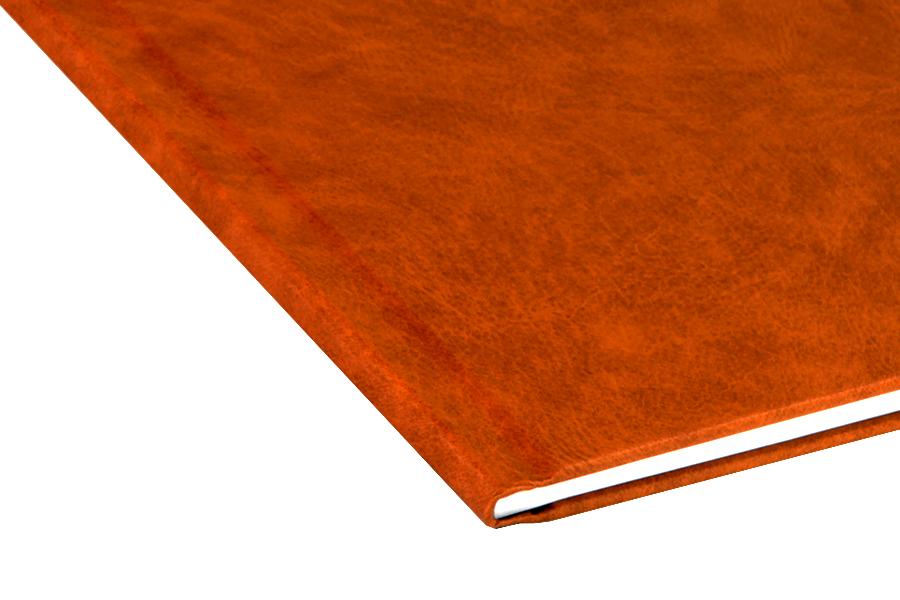 Папка для термопереплета Unibind, твердая, 190, оранжевая папка для термопереплета твердая 280 оранжевая