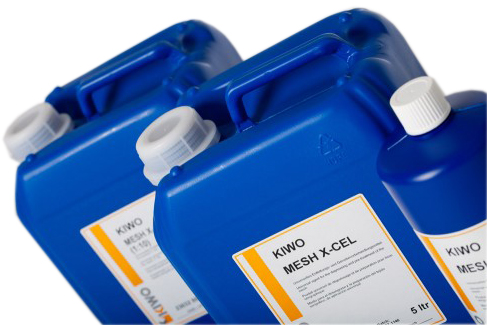 Фото - Универсальное средство для обработки сетки KIWO MESH X-CEL (5 л.) 15d mesh tights
