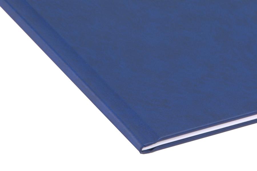 Фото - Папка для термопереплета , твердая, 470, синяя кеды мужские vans ua sk8 mid цвет белый va3wm3vp3 размер 9 5 43
