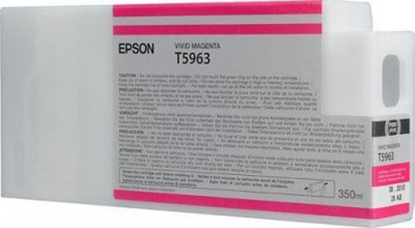 T5963 Vivid Magenta 350 мл (C13T596300) t8246 vivid light magenta 350 мл c13t824600