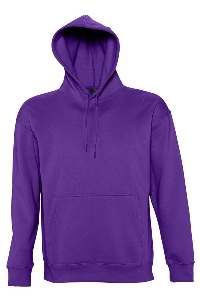 Толстовка с капюшоном SLAM 320, фиолетовая, размер L толстовка с капюшоном snake ii темно фиолетовая размер xs