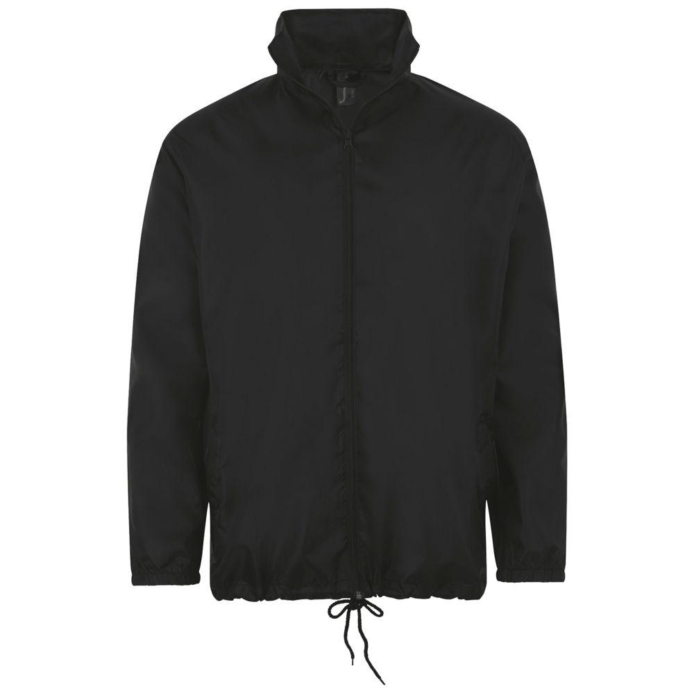цена на Ветровка унисекс SHIFT черная, размер XL