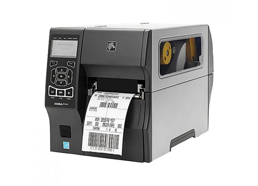 Zebra TT ZT410 (ZT410A3-T0E00C0Z) с цветным дисплеем