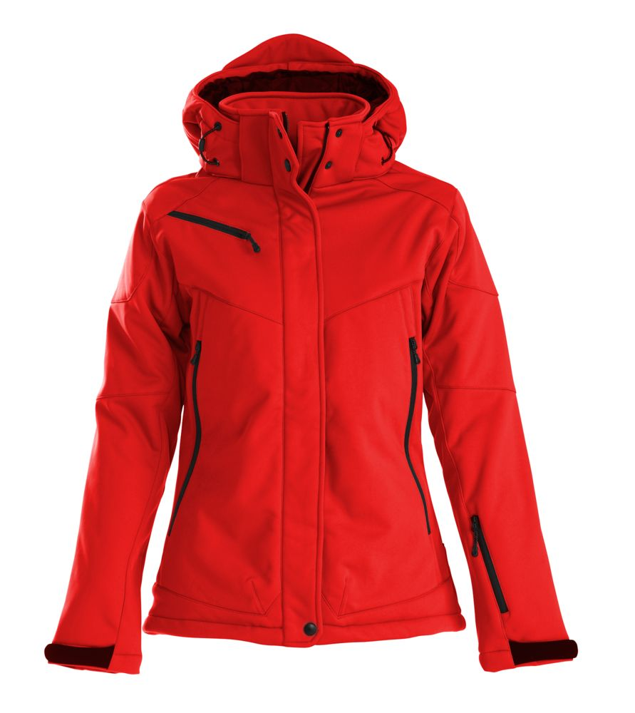 Фото - Куртка софтшелл женская Skeleton Lady красная, размер XL куртка софтшелл мужская skeleton красная размер xxl