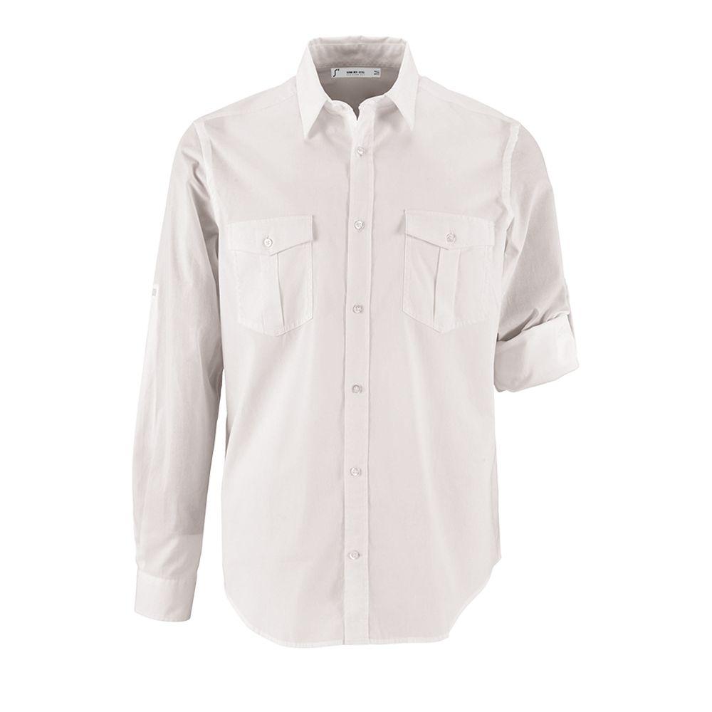 Рубашка мужская BURMA MEN белая, размер S jackets amimoda 10013 0208 men s clothing windbreakers for men cloak jacket coat parkas hooded