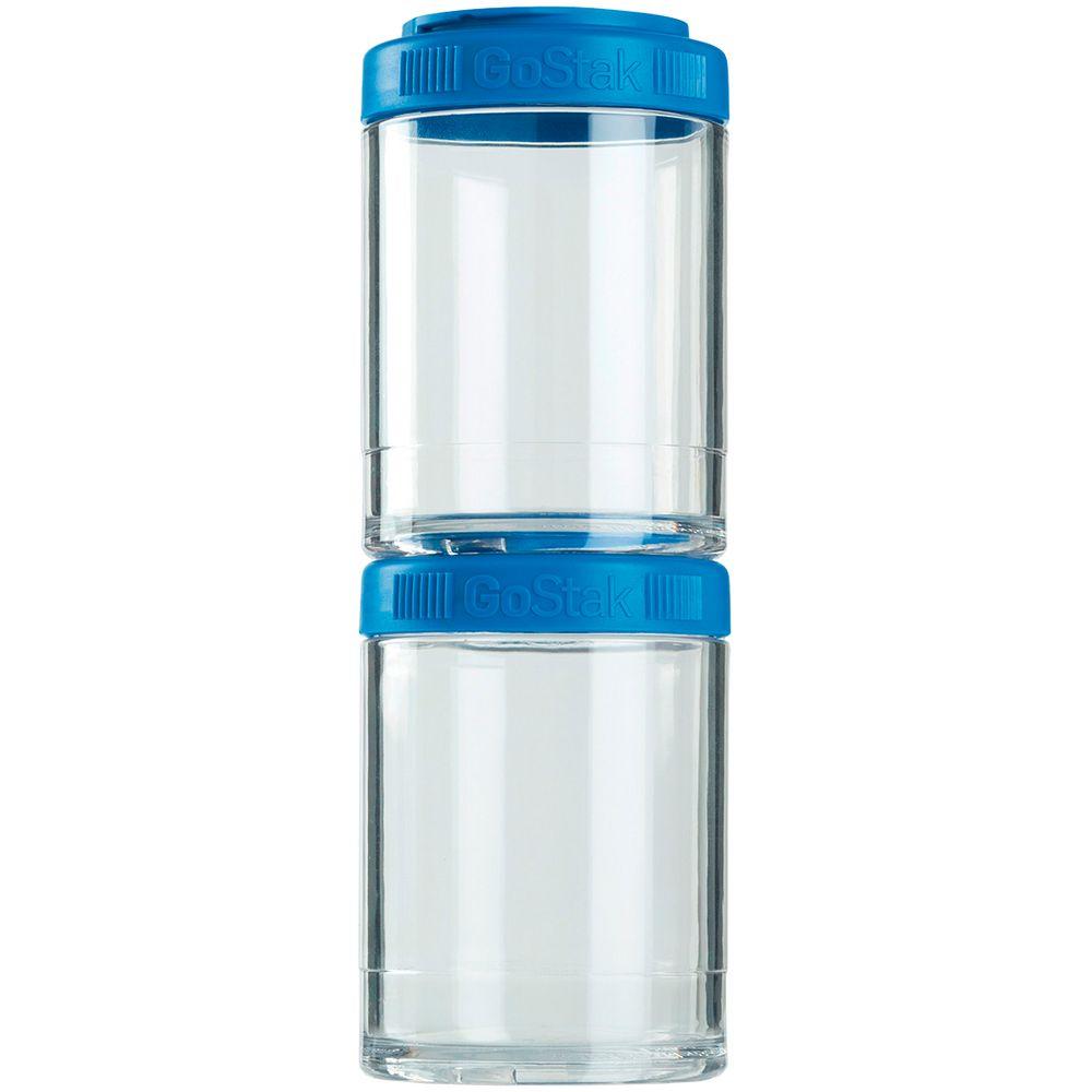 Набор контейнеров GoStak, бирюзовый набор контейнеров bergner bg 5723
