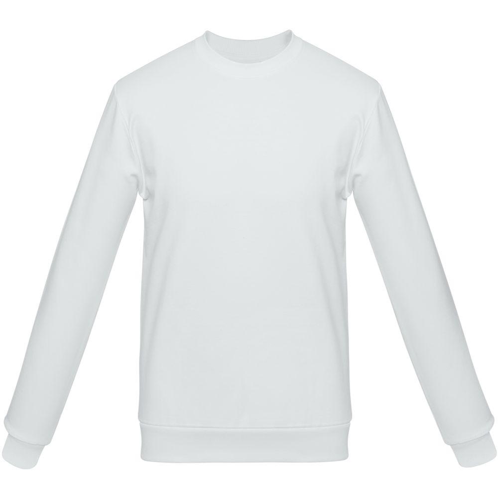 Толстовка Unit Toima, белая, размер 3XL фото