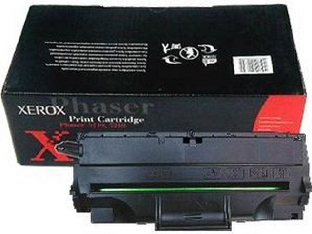 Принт-картридж 109R00639 xerox 109r00639 black