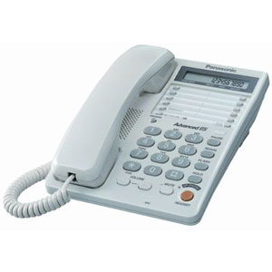 Проводной телефон KX-TS2365RUW