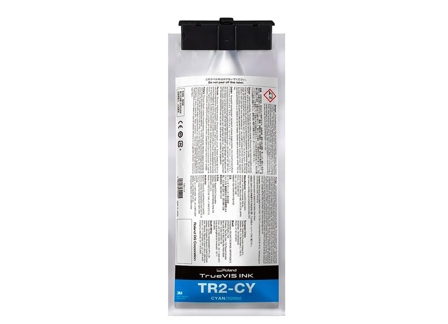Экосольвентные чернила Roland TR2-CY, 500 мл
