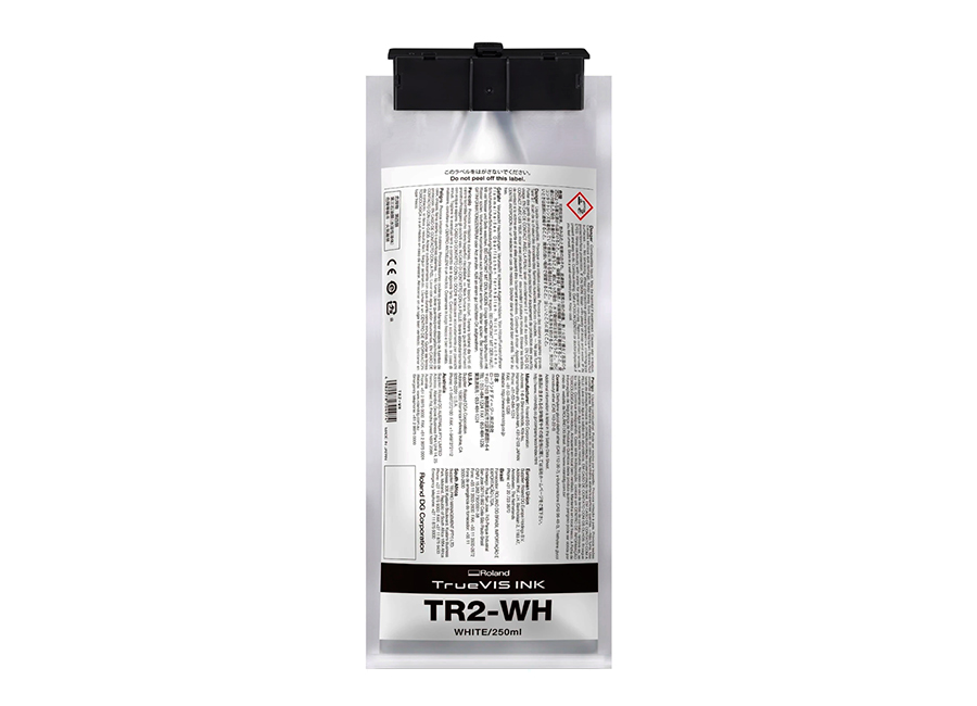 Экосольвентные чернила Roland TR2-WH, 250 мл