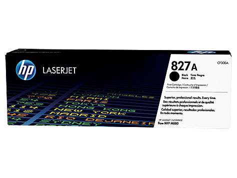Картридж HP 827A CF300A тонер картридж для лазерных аппаратов hp 827a black cf300ac