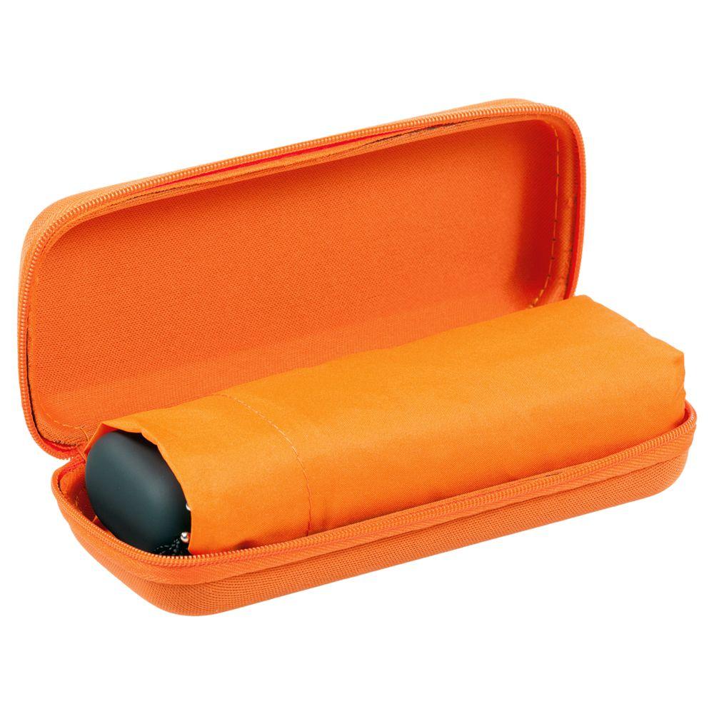 цены Зонт складной Unit Five, оранжевый