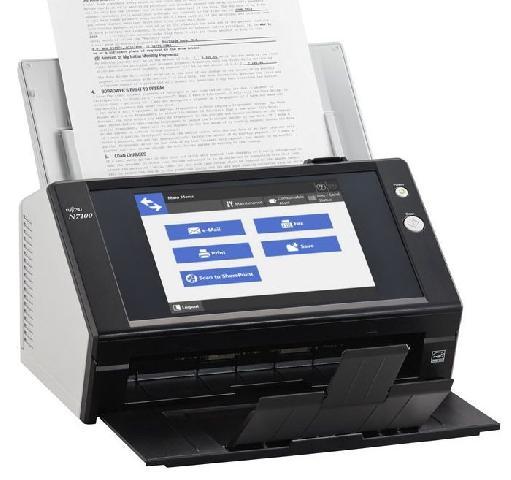 Fujitsu ScanSnap N7100 сканер fujitsu scansnap ix100