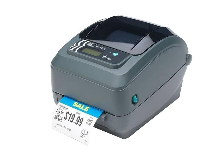 Zebra GX420t LCD (GX42-102720-000) gx420t gx42 102522 000